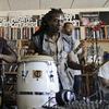 Antibalas performs a Tiny Desk Concert on Sept. 25.