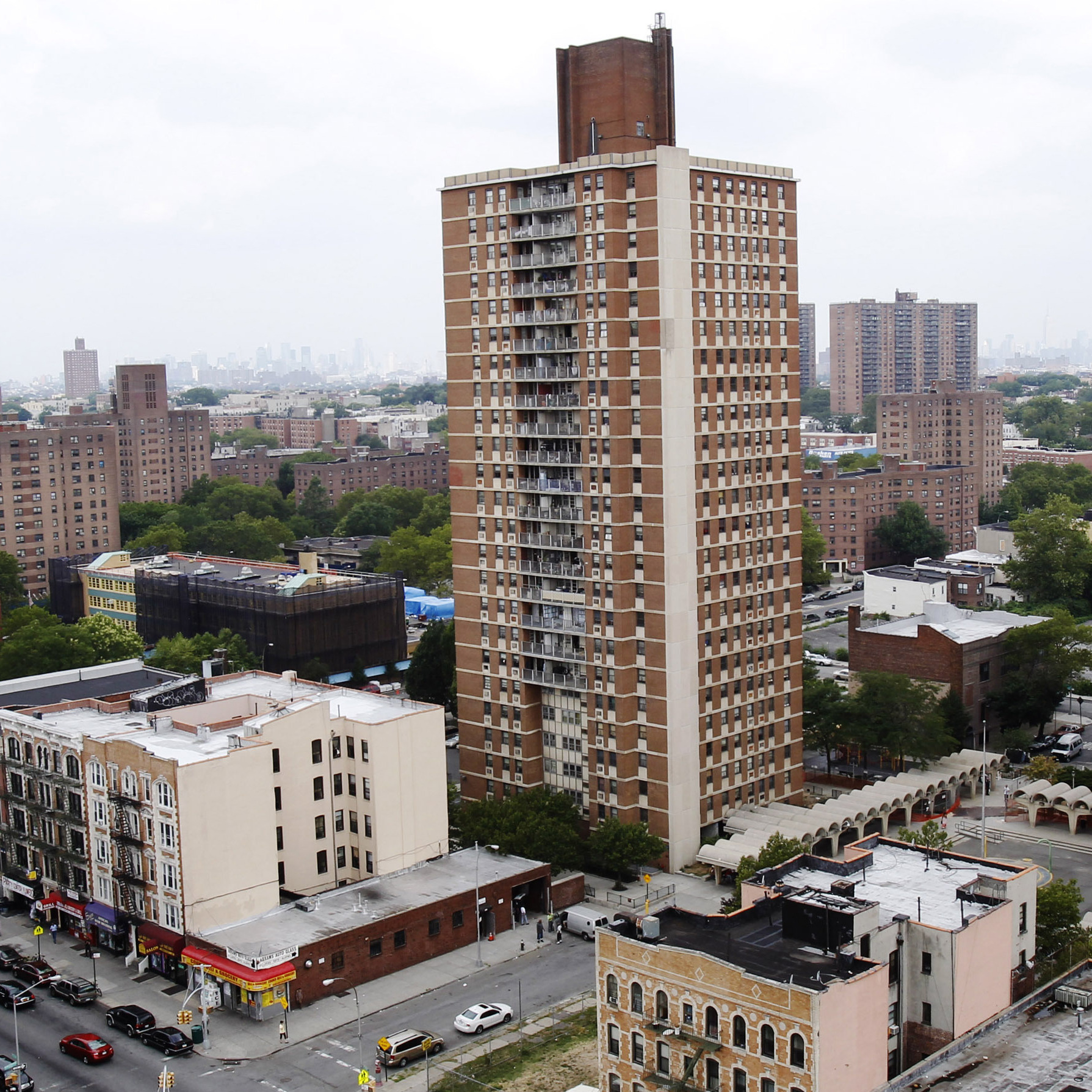 The Brownsville section of New York's Brooklyn borough has long been considered one of the city's most dangerous neighborhoods. The Brooklyn-based Justice Mapping Center has been tracking the cost of incarceration in neighborhoods like Brownsville, block by block, for almost 15 years.