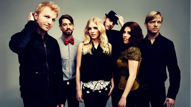 Delta Rae puts a new spin on loss throughout Carry The Fire. (Courtesy of the artist)