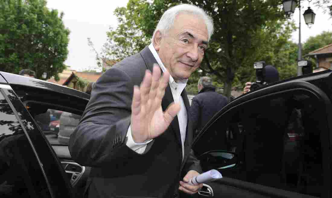 Former International Monetary Fund chief Dominique Strauss-Kahn.