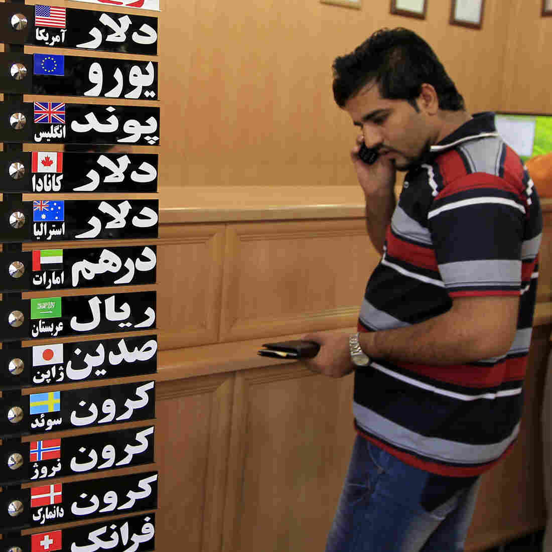 Panic Rises In Iran As Currency Plunges To New Lows