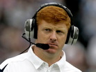 Penn State assistant football coach Mike McQueary.