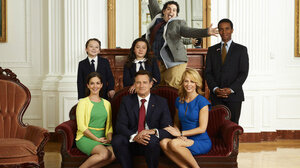 Bill Pullman plays President Dale Gilchrist in NBC's new show 1600 Penn.