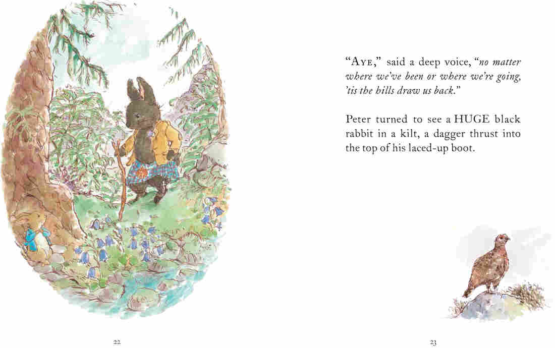 9: Based on the original stories by Beatrix Potter, Emma Thompson's tale celebrates 110 years of Peter Rabbit. In this story, Peter's adventures take him beyond the boundaries of Mr. McGregor's garden and all the way to Scotland.