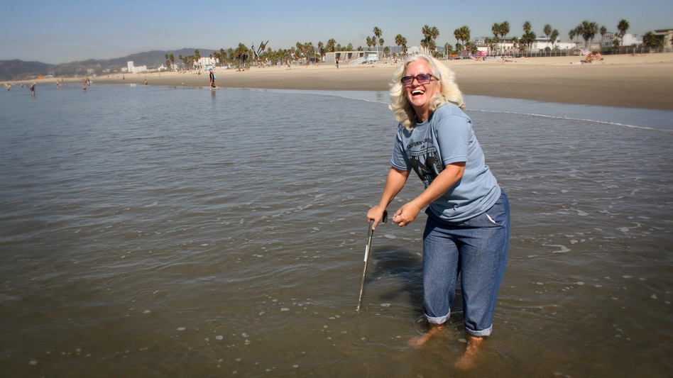 Brenda Clubine received a sentence of 15 years to life in 1983 for killing her husband. While in prison, she started the support group Convicted Women Against Abuse to help victims of domestic abuse like herself. When she was released in 2008, her first request was to see the beach in Venice, Calif.