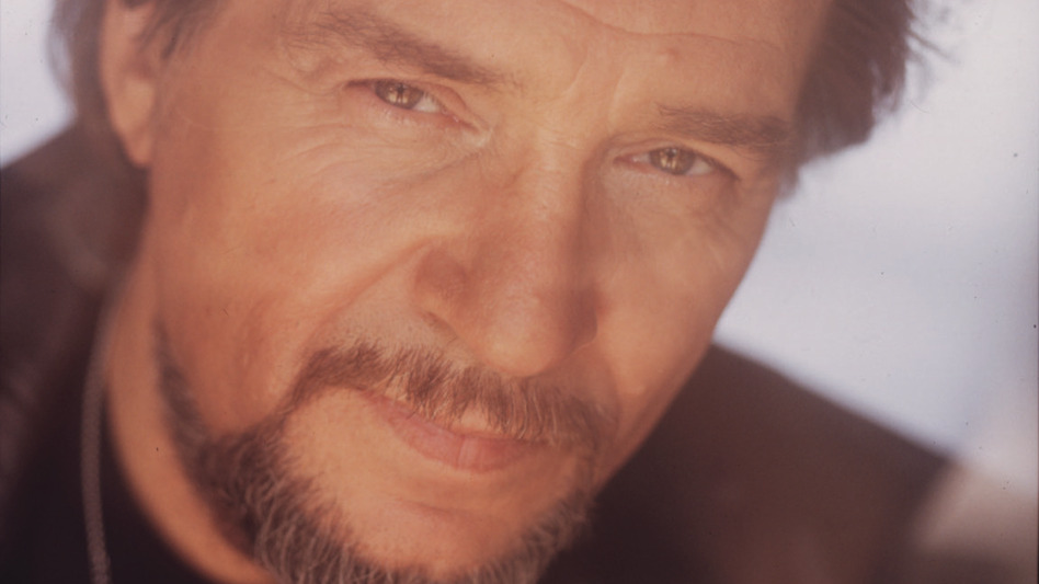 Goin' Down Rockin': The Last Recordings is a new album of songs by Waylon Jennings, who died in 2002. (Courtesy of the artist)