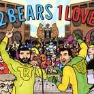 2 Bears art