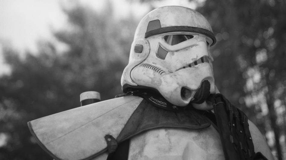 Sandtrooper. (Courtesy of Evan Prince)