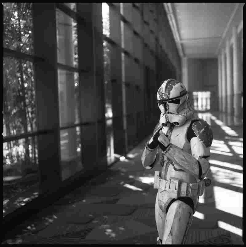 Clone Trooper.
