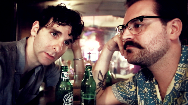 Low Cut Connie's Call Me Sylvia is as raucous as its debut, though it's a bit more self-conscious. (Courtesy of the artist)