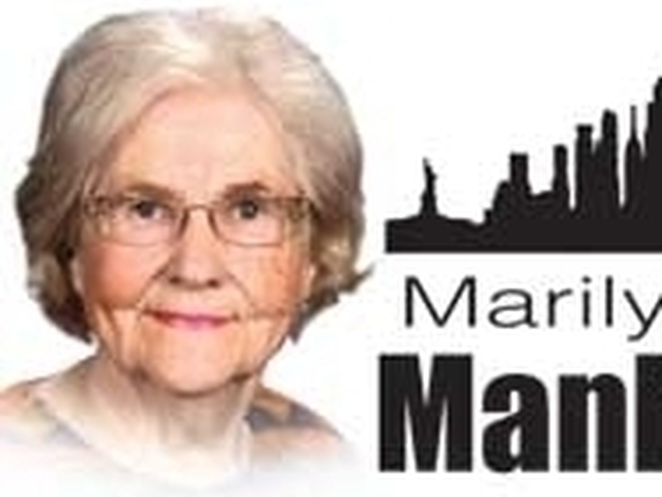 Her Olive Garden fame took Marilyn Hagerty to New York City to be on the TV networks. And her newspaper created a blog just for following her travels. (Grand Forks Herald)