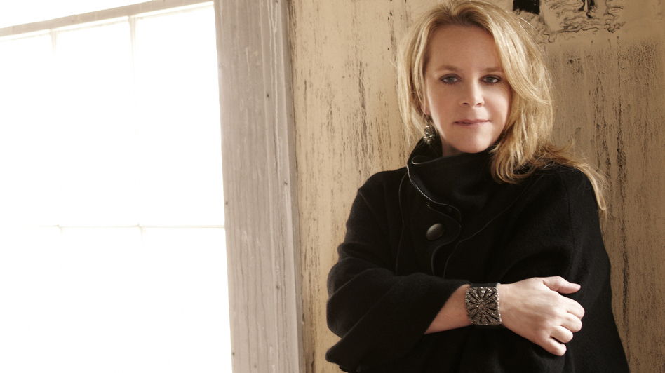 Mary Chapin Carpenter has won five Grammy Awards over the course of her career. ( )