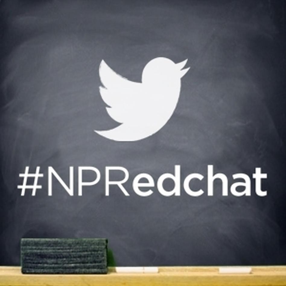 #NPRedchat (NPR)