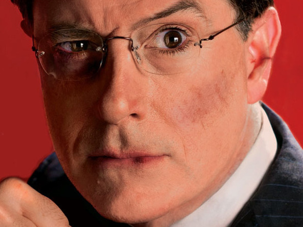 Colbert: 'Re-Becoming' The Nation We Always Were