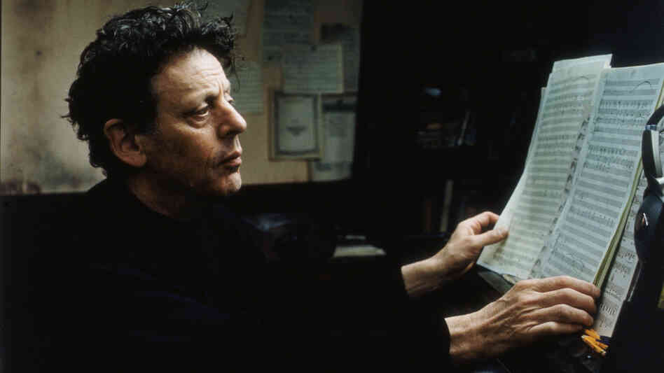 REWORK_Philip Glass Remixed comes out Oct. 23.