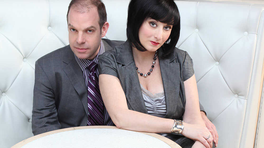 Bill Charlap And Renee Rosnes On JazzSet