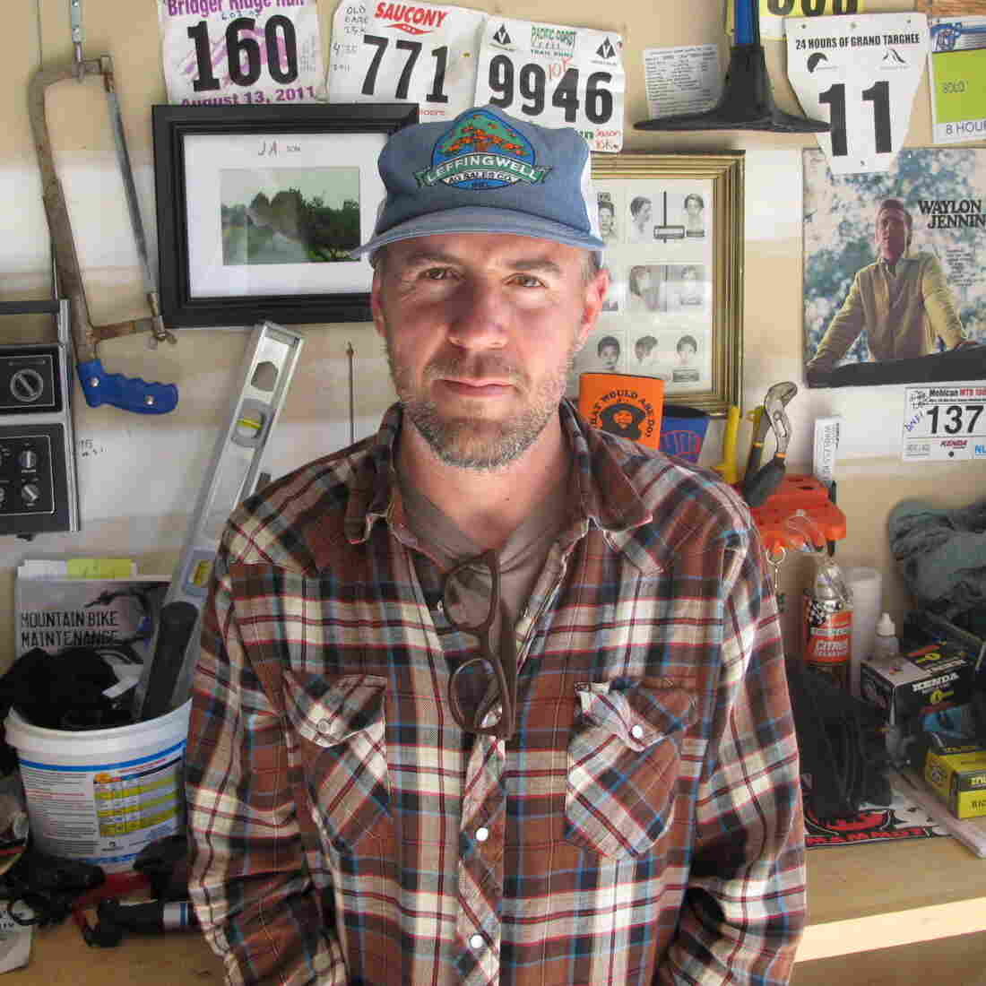 First Listen: Jason Lytle, 'Dept. Of Disappearance'