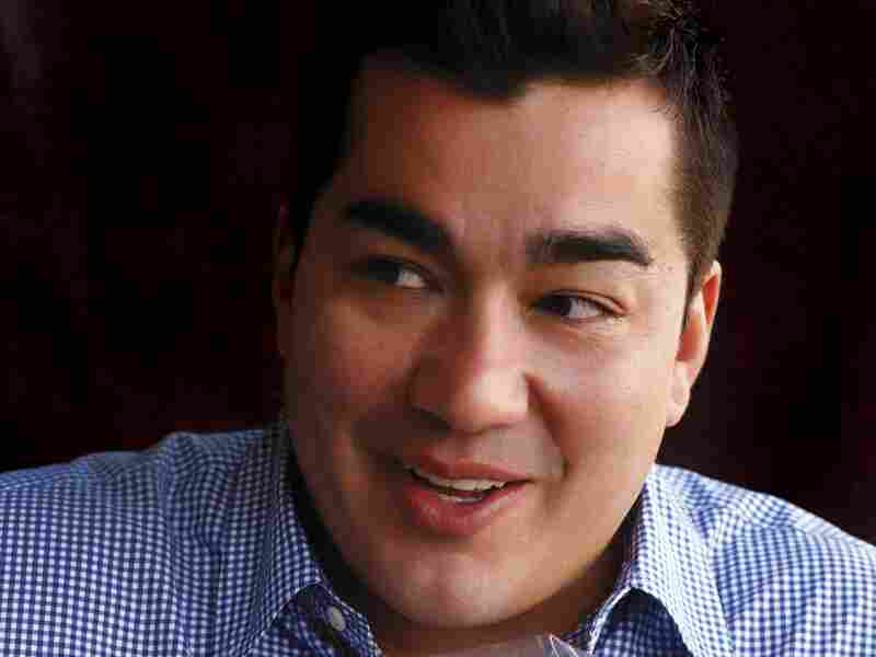 Chef Jose Garces published his first cookbook, Latin Evolution, in 2008.