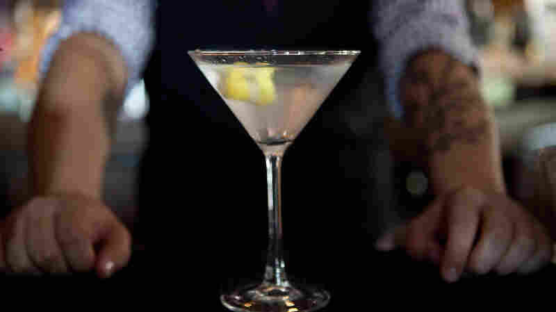 Shake It Up, Baby: Are Martinis Made The Bond Way Better?