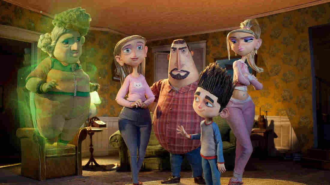 In animated family films like ParaNorman, ghosts are more likely to cause laughter than shivers. Critic Bob Mondello explores how we got here from the Hollywood fright fests of the '30s.