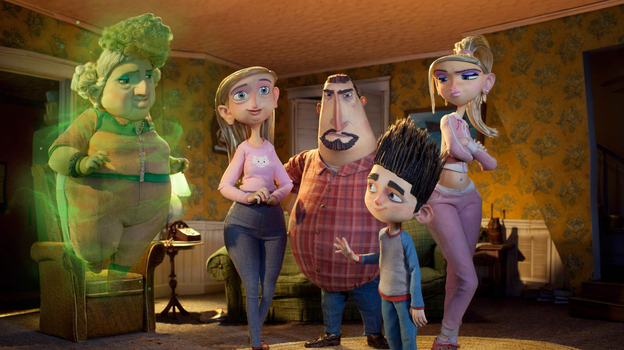 In animated family films like ParaNorman, ghosts are more likely to cause laughter than shivers. Critic Bob Mondello explores how we got here from the Hollywood fright fests of the '30s. (Focus Features)