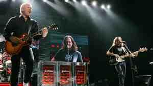 Rush guitarist Alex