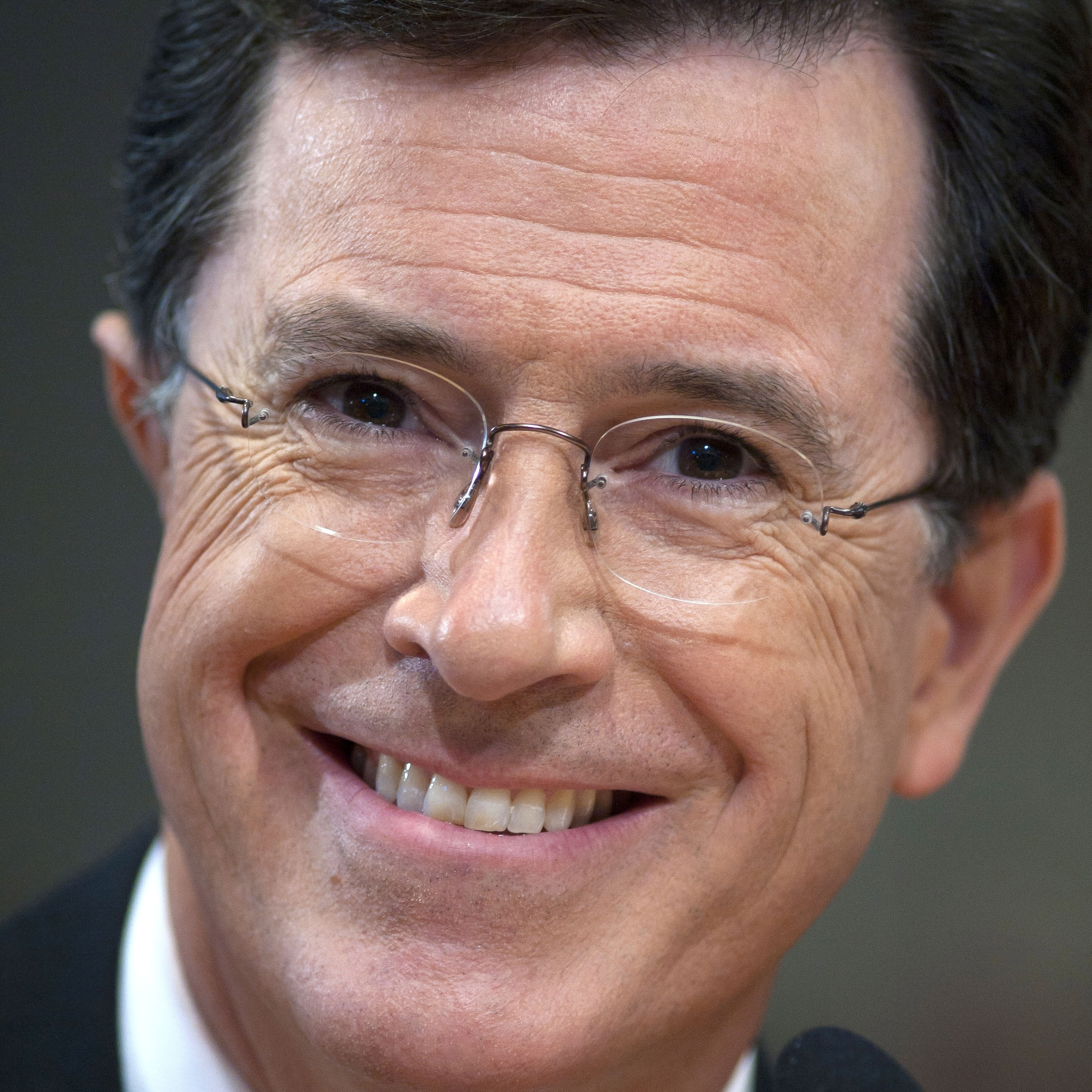 Stephen Colbert is also the author of I Am America (And So Can You!).