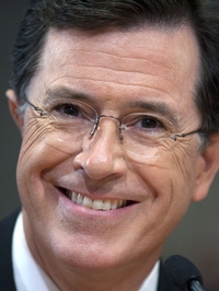 Stephen Colbert is also the author of <em>I Am America (And So Can You!)</em>.
