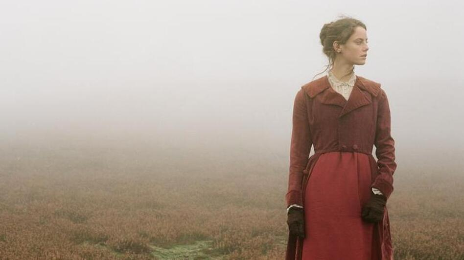 Catherine (Kaya Scodelario), one of literature's most famous heroines, is set against a naturalistic backdrop in Andrea Arnold's adaptation of <em>Wuthering Heights</em>.