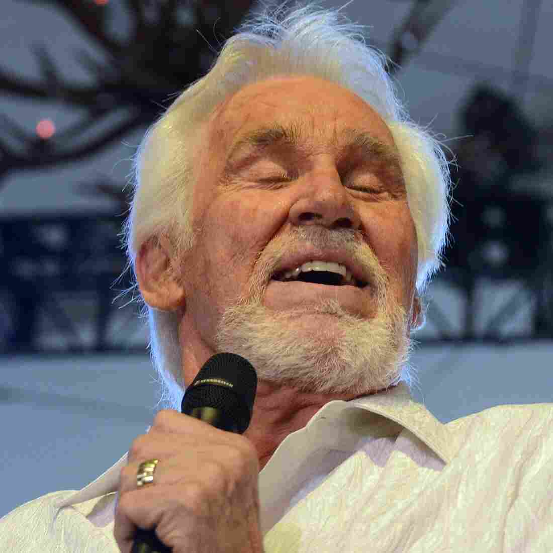Kenny Rogers: 'I Take Great Pride In Not Writing Hits'