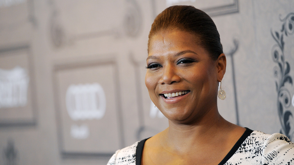 Actress Queen Latifah (AP)