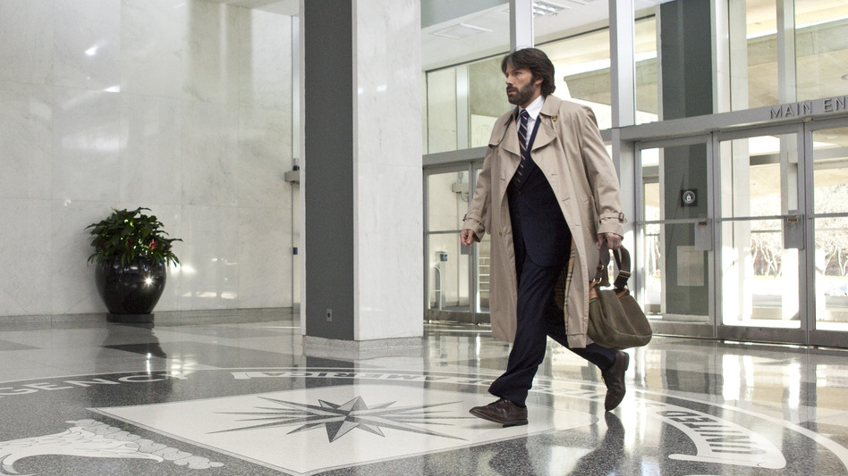 In Argo, Affleck plays CIA agent Tony Mendez, who must save six U.S. diplomats trapped in Iran. (Warner Bros. Pictures)