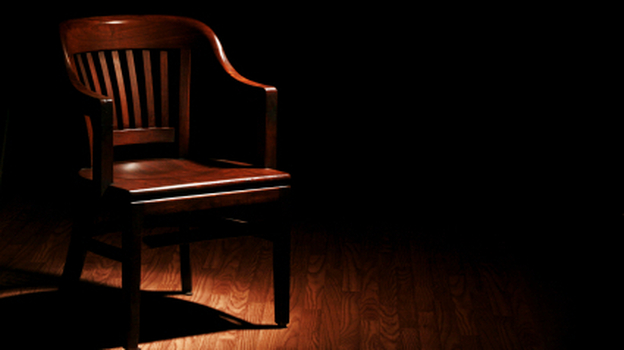 Wooden floor and chair (iStockphoto.com)