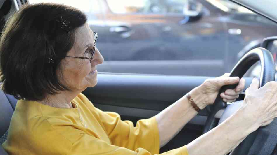 More elderly drivers will hit the road in the next d