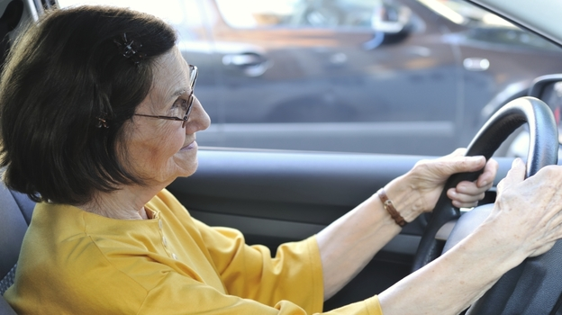 More elderly drivers will hit the road in the next decade, but family members wonder: When is it time for elderly loved ones to move to the passenger seat? (iStockphoto.com)