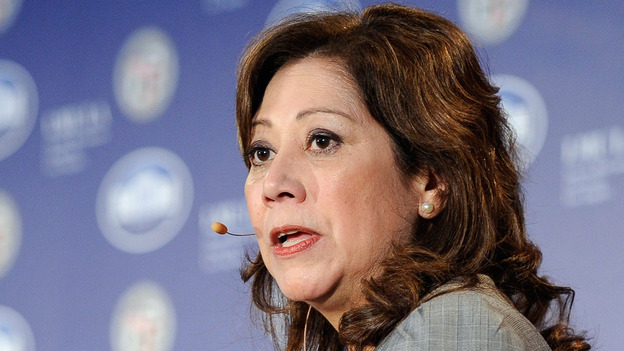 Labor Secretary Hilda Solis. (Getty Images)