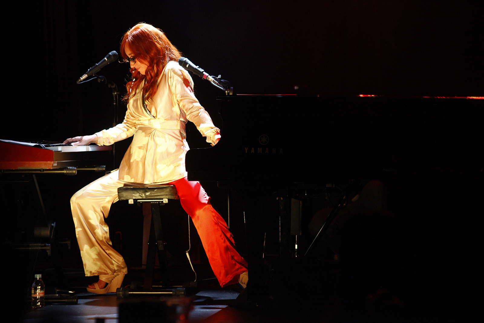 The intimate performance for just over 250 fans celebrated two decades of music from her career.
