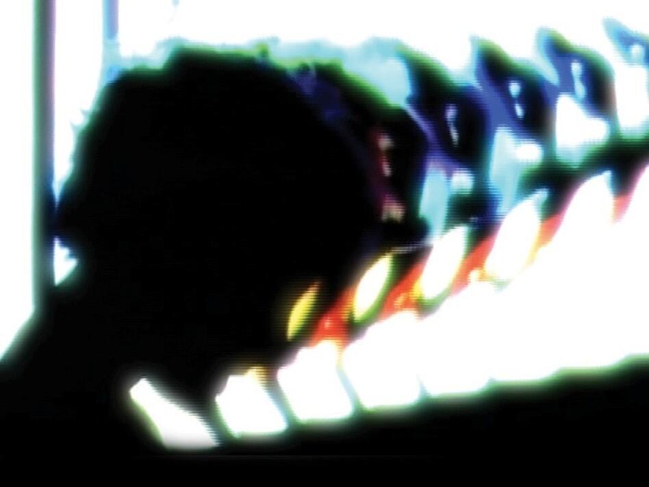 Detail of the cover art from <em>Ultraísta</em>, the debut album from Nigel Godrich's new trio.