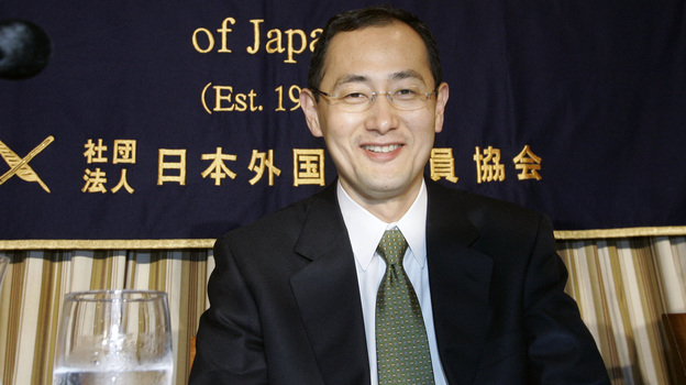 Shinya Yamanaka from Kyoto University was named the winner of the Nobel Prize in Physiology or Medicine for discovering how mature, adult cells can be reprogrammed into immature stem cells. (Associated Press)