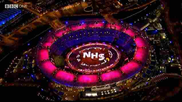 Outsiders might be unfamiliar with the U.K.'s National Health Service, but Brits love it so much that they devoted part of opening ceremonies at the 2012 London Olympics to the NHS.