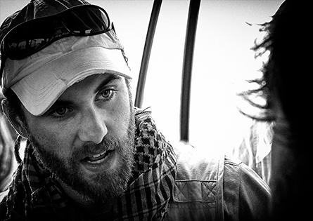 Photojournalist James Lawler Duggan.