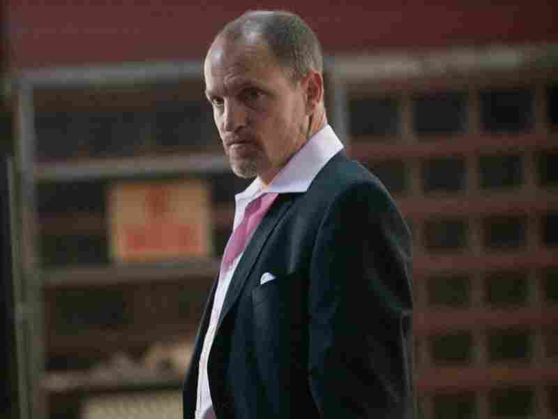 Charlie (Woody Harrelson) turns out to be the kind of guy who's willing to do anything to get his pet back.