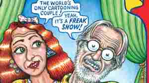 The legendary cartooning duo of R. Crumb and Aline Kominsky describe the ups and downs of their marriage, the obstacles faced by struggling artists and the way their lives changed after the birth of their daughter, Sophie.