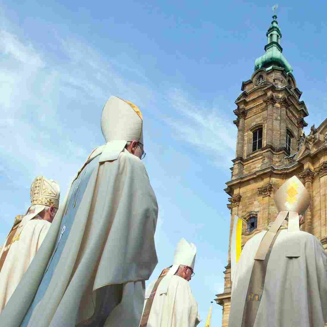 German Catholics' Path To Heaven Comes With Taxes