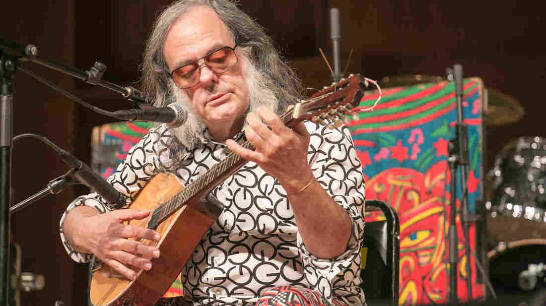 David Lindley.