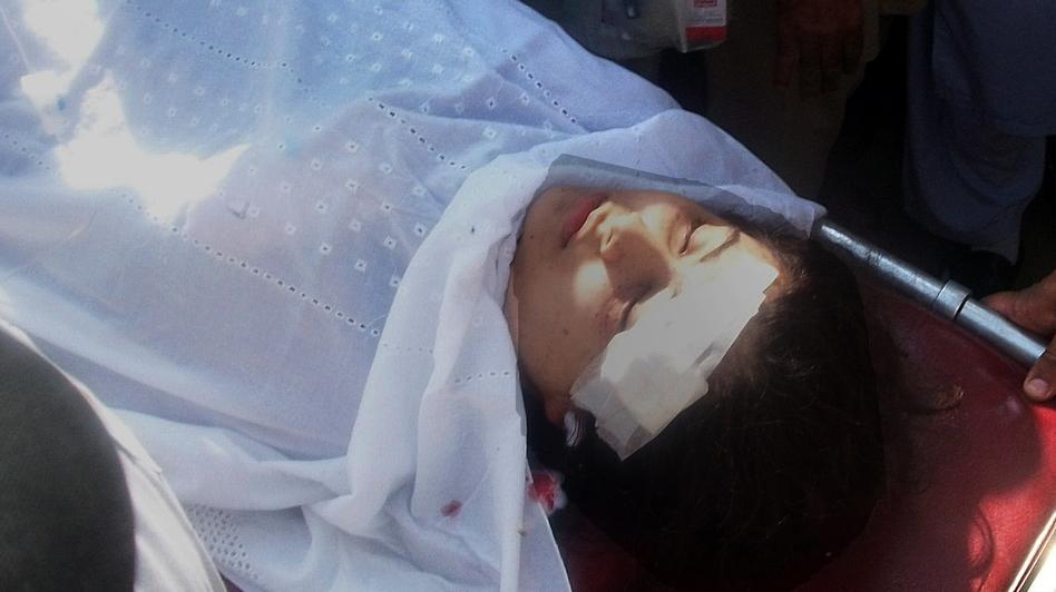 Taliban Say They Shot Teenaged Pakistani Girl Who Exposed