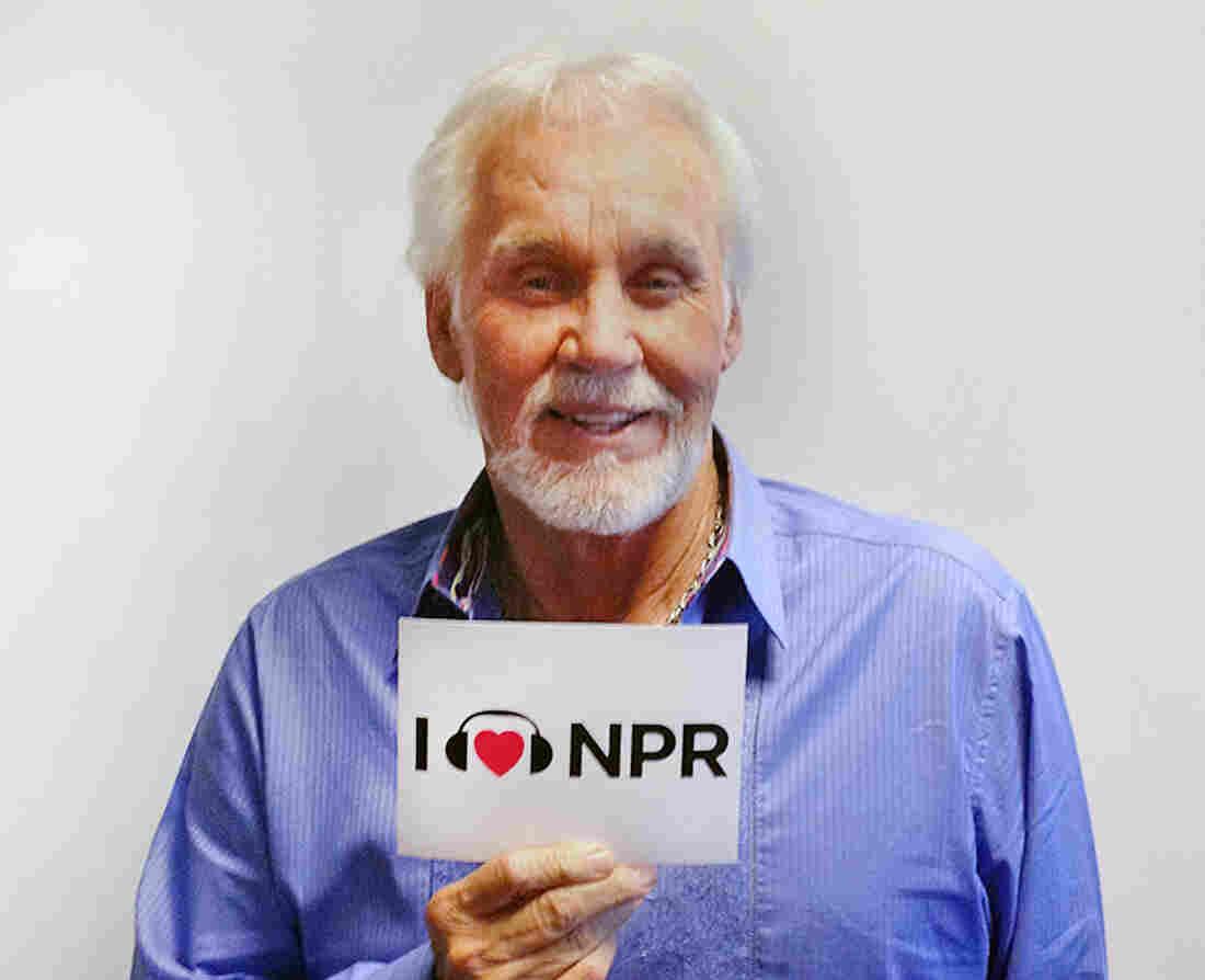 Kenny Rogers at NPR.