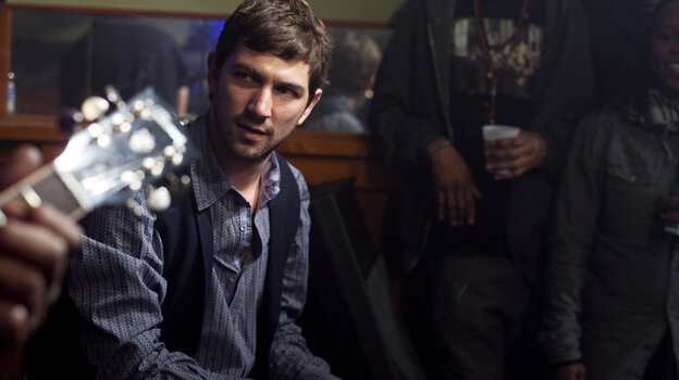 The actor Michiel Huisman has actually moved to New Orleans from Amsterdam, much like his character Sonny.