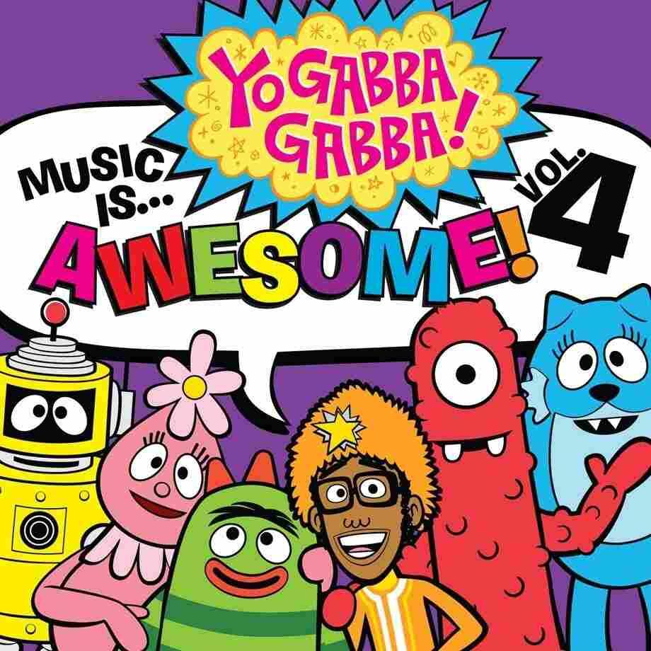 Yo Gabba Gabba, Vol. 4