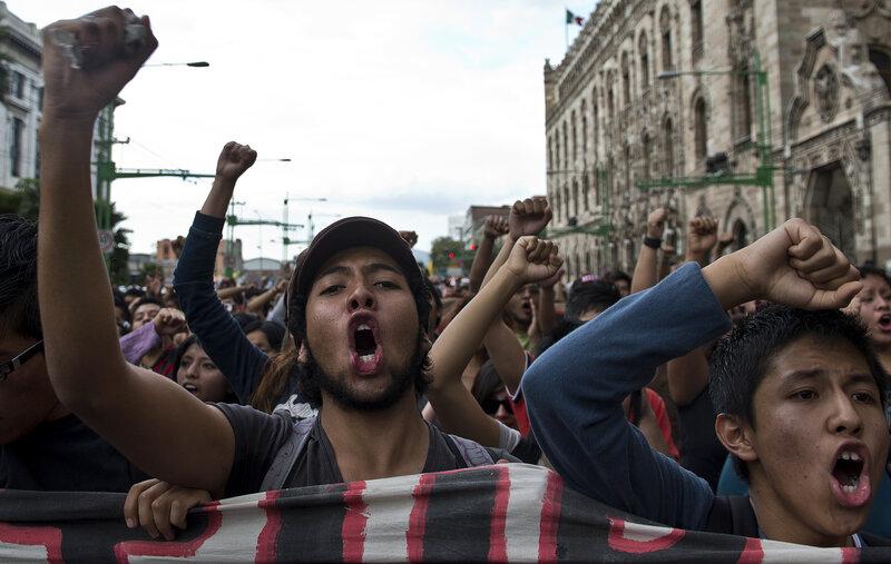 f62307b29a29 El Pueblo Unido  More Latin American Protest Songs   Alt.Latino   NPR